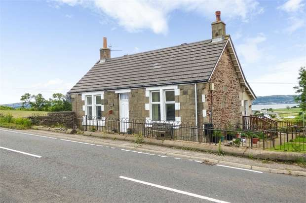 3 Bedrooms Detached Bungalow for sale in Cardross, Dumbarton, Argyll and Bute