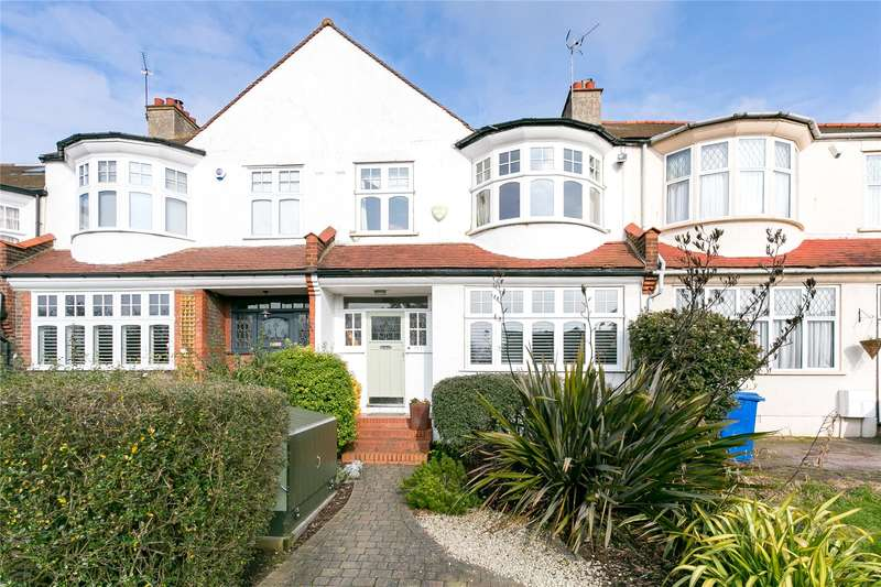 4 Bedrooms Terraced House for sale in Court Lane, London, SE21