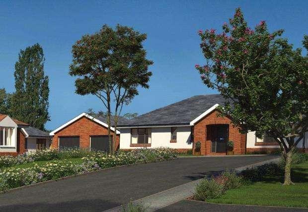 3 Bedrooms Detached Bungalow for sale in Moonhill Copse, West Clyst, Exeter, Devon