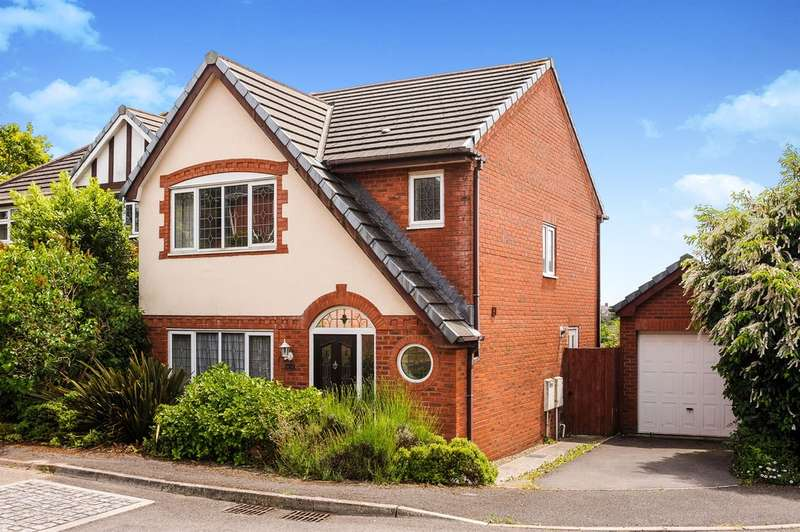 3 Bedrooms Detached House for sale in Beidr Iorwg, Barry