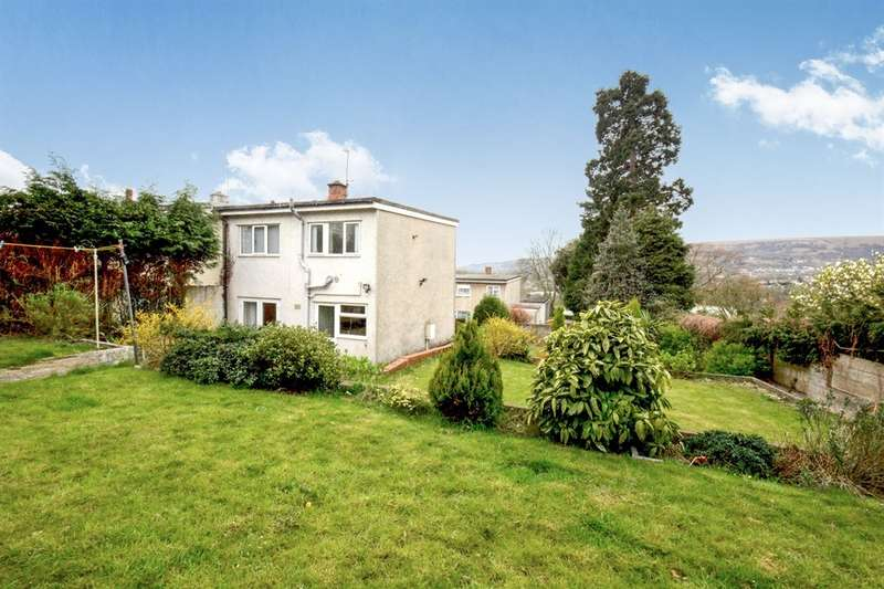 3 Bedrooms End Of Terrace House for sale in Plas Bryn Gomer, Croesyceiliog, Cwmbran