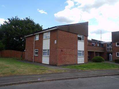 2 Bedrooms Flat for sale in Chesterton Court, Southey Close, Leicester, Leicestershire