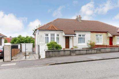 2 Bedrooms Bungalow for sale in Coldstream Drive, Rutherglen