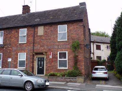 4 Bedrooms Semi Detached House for sale in Waterloo Road, Stalybridge, Cheshire, United Kingdom
