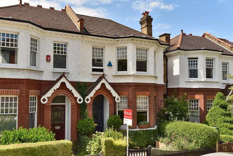 4 Bedrooms Semi Detached House for sale in Gaynesford Road, Forest Hill