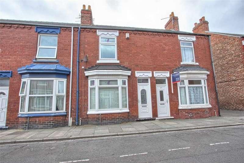 2 Bedrooms House for sale in Soppett Street, Redcar