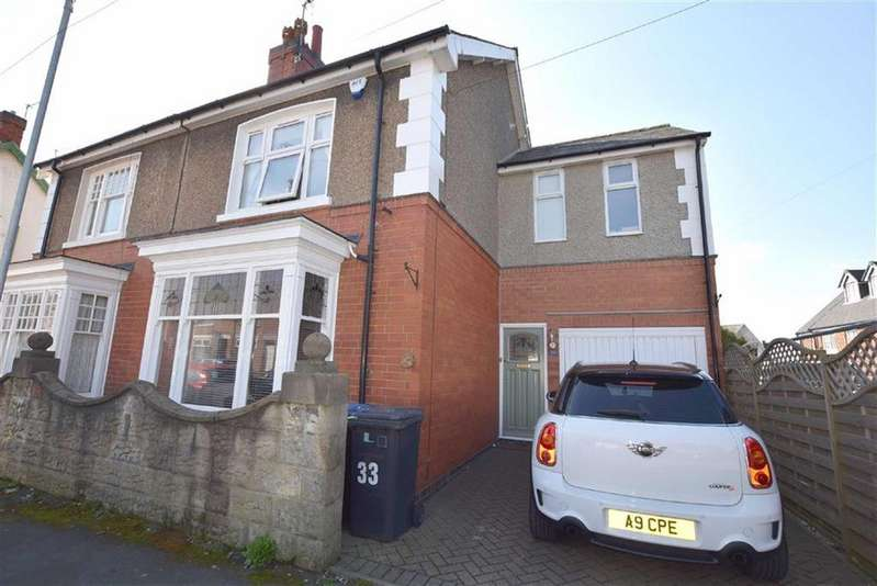 4 Bedrooms Semi Detached House for sale in Canning Street, Hinckley, Leicestershire