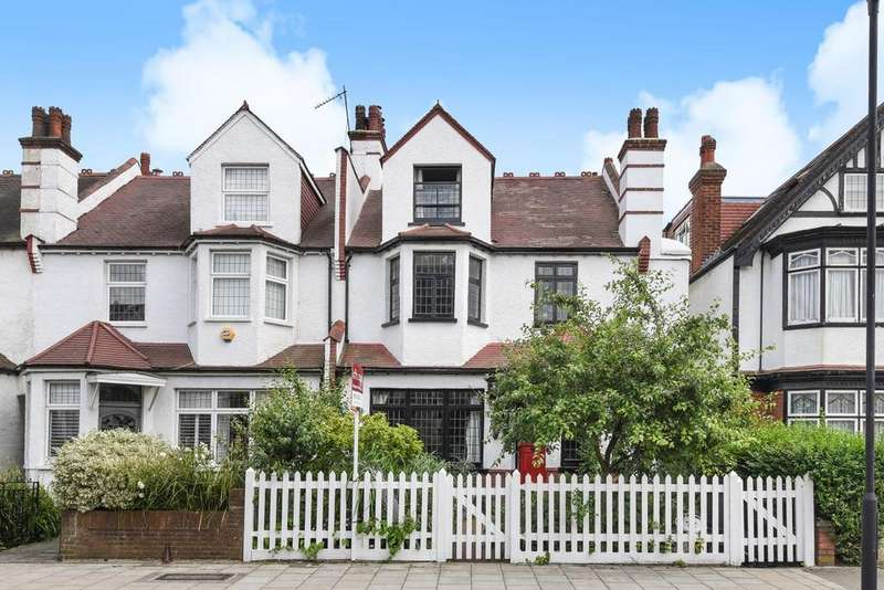 4 Bedrooms Semi Detached House for sale in Heybridge Avenue, Streatham