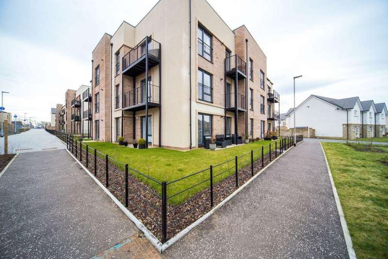 2 Bedrooms Ground Flat for sale in 49/1 Lowrie Gait, South Queensferry EH30 9AB