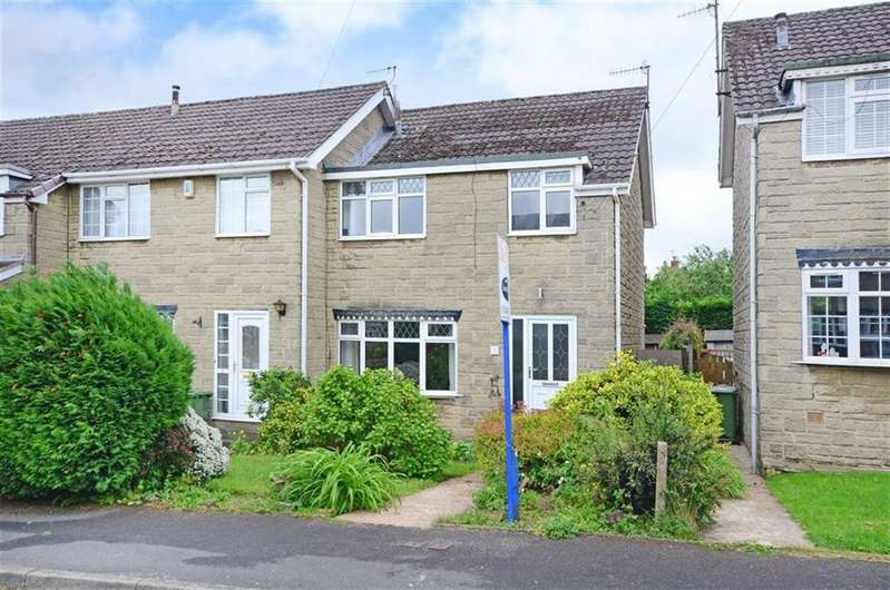 3 Bedrooms Town House for sale in 5, Stafford Close, Dronfield Woodhouse, Dronfield, Derbyshire, S18