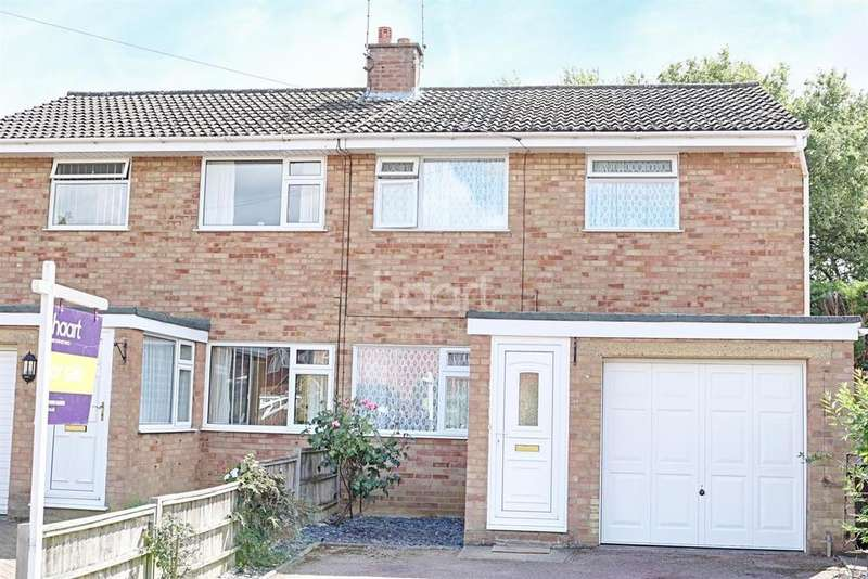 3 Bedrooms Semi Detached House for sale in Milton Keynes