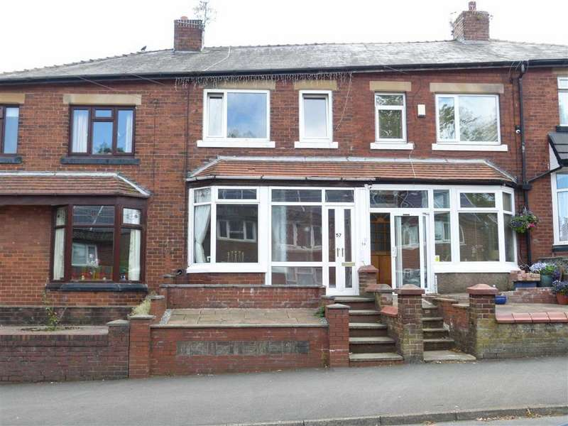 2 Bedrooms Terraced House for sale in Taylor Street, Hollingworth, Hyde