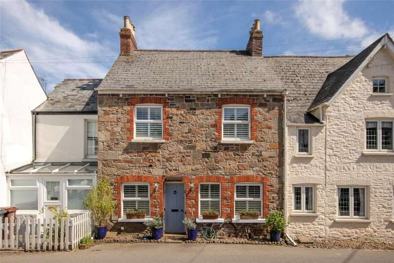 3 Bedrooms Terraced House for sale in The Square, Ermington, Ivybridge, Devon, PL21
