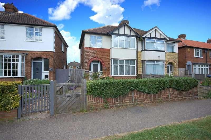 3 Bedrooms Semi Detached House for sale in Birchwood Avenue, Hatfield