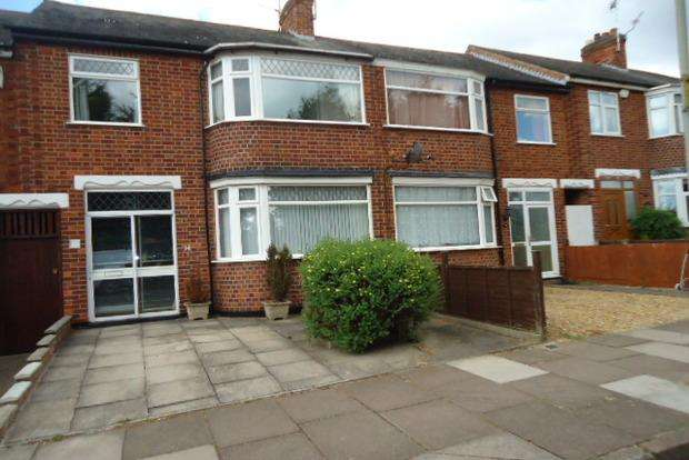 3 Bedrooms Terraced House for sale in Banks Road, Aylestone, Leicester, LE2