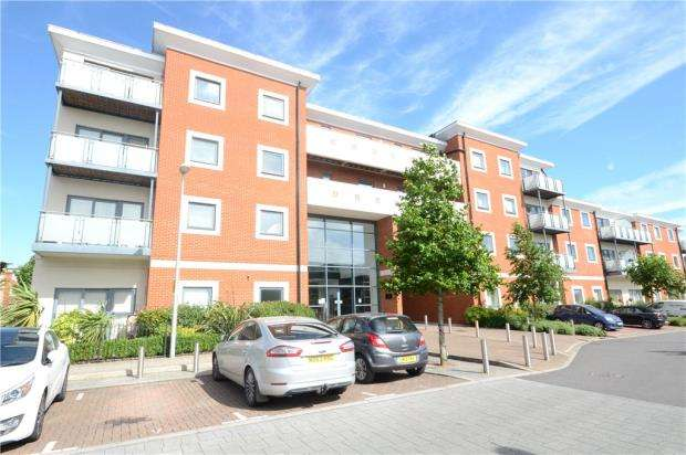 1 Bedroom Apartment Flat for sale in Heron House, Rushley Way, Reading