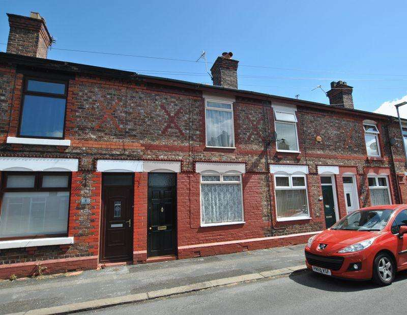 2 Bedrooms Terraced House for sale in Marbury Street, Latchford, WA4 1BW
