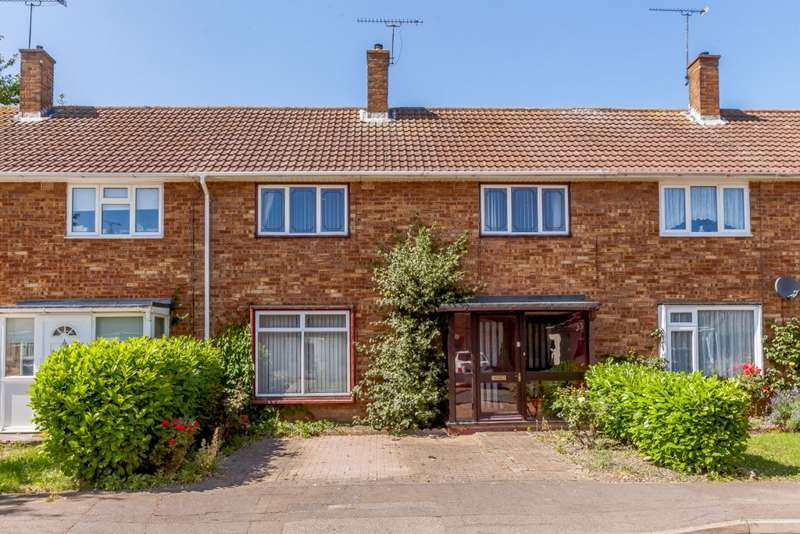 3 Bedrooms Terraced House for sale in Southcote Crescent, Basildon, Essex SS14 3PU