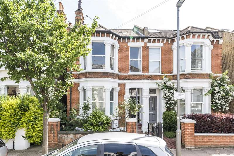 2 Bedrooms Flat for sale in Cromford Road, London, SW18