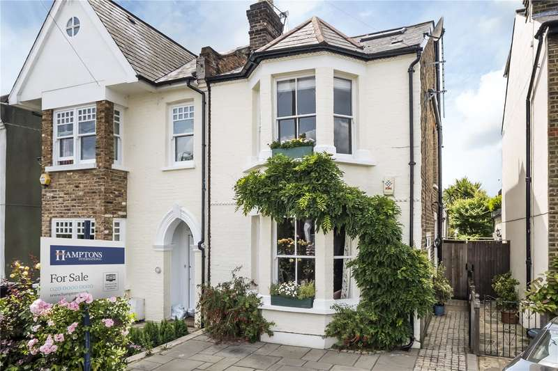 4 Bedrooms Detached House for sale in Amity Grove, London, SW20