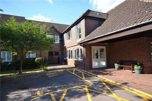 1 Bedroom Apartment Flat for sale in Haddenhurst Court, Terrace Road South, Bracknell