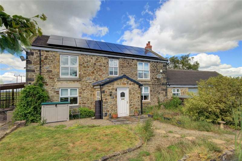 4 Bedrooms Detached House for sale in Burnhope, County Durham, DH7
