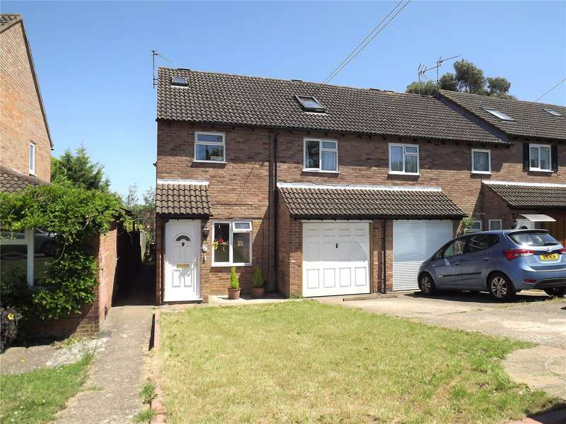 4 Bedrooms End Of Terrace House for sale in Stapleton Close, Marlow, Buckinghamshire, SL7