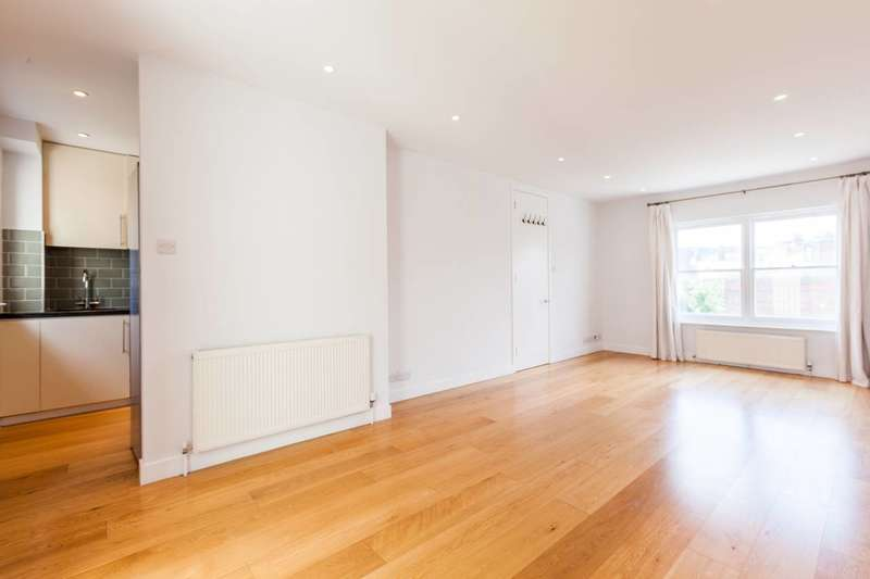 3 Bedrooms Flat for sale in Bedford Road, Clapham North, SW4