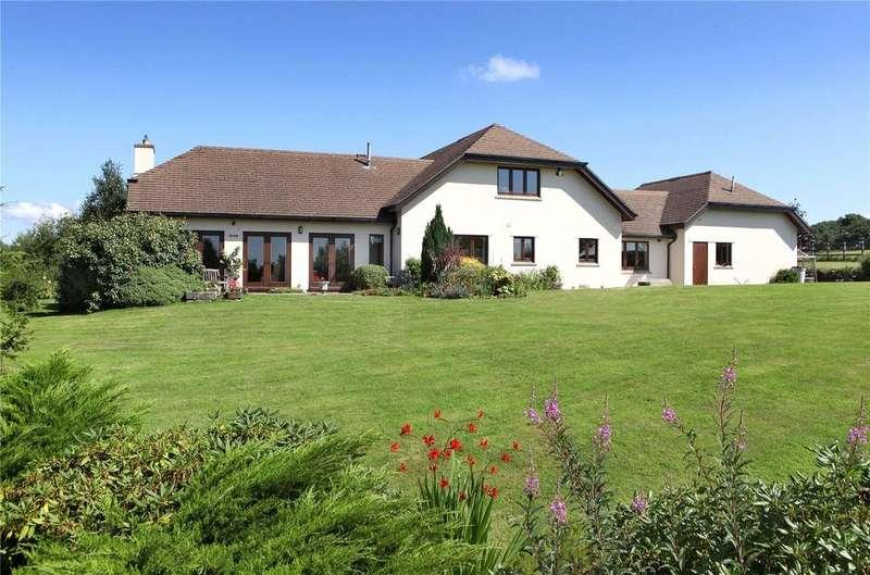 6 Bedrooms Detached House for sale in Harberton, Totnes, Devon, TQ9