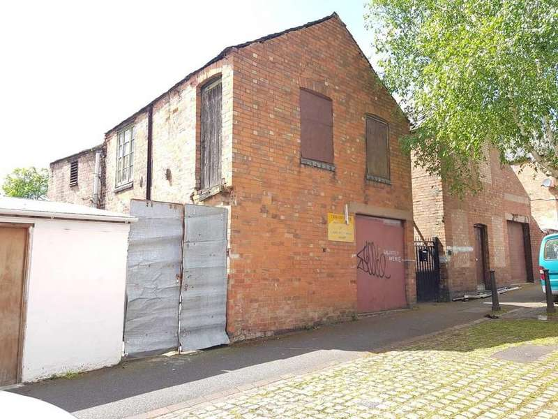 1 Bedroom Detached House for sale in Granby Avenue, Highfields