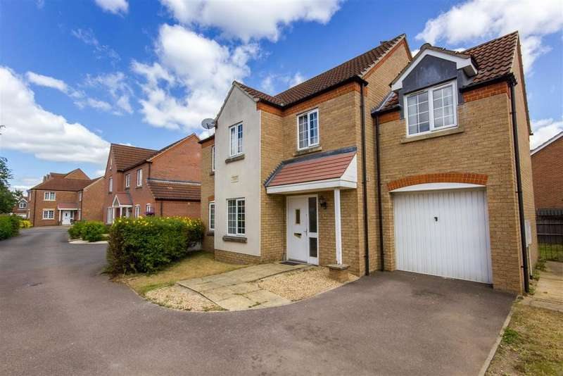 4 Bedrooms House for sale in Half Crown Court, Boston