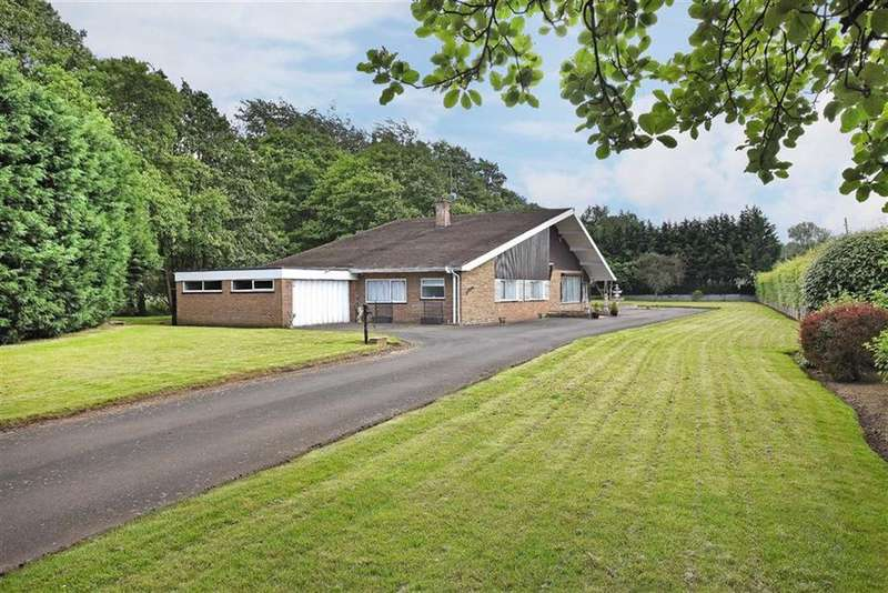 5 Bedrooms Detached House for sale in Greenacre, Cound, Shrewsbury, Shropshire, SY5