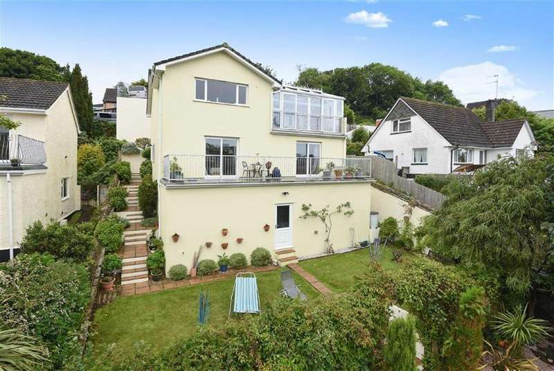 4 Bedrooms Detached House for sale in Cairn Road, Ilfracombe, Devon, EX34