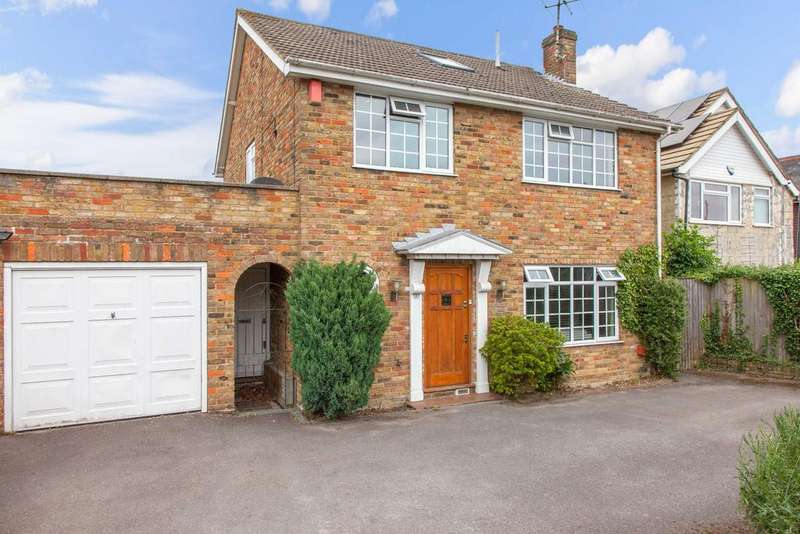 5 Bedrooms Detached House for sale in Penn, High Wycombe