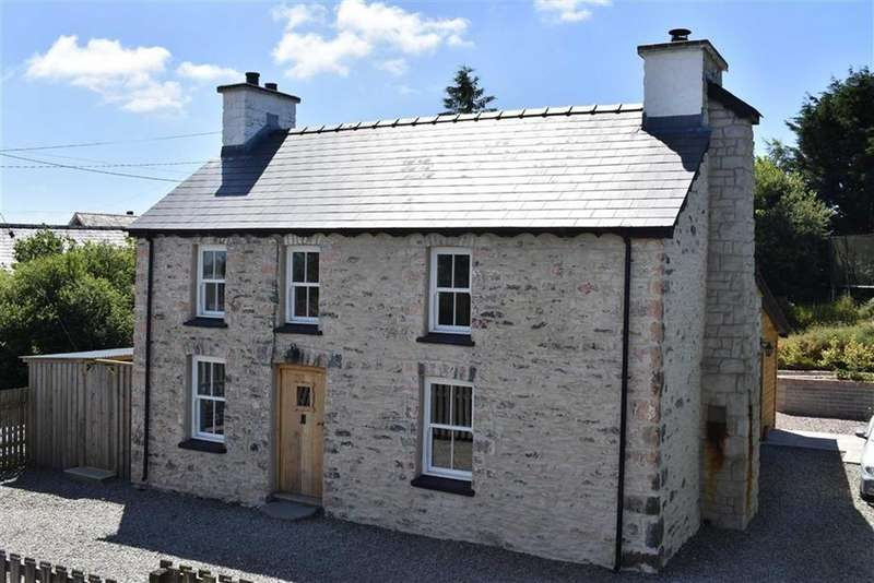 3 Bedrooms Detached House for sale in LLANARTH, Ceredigion