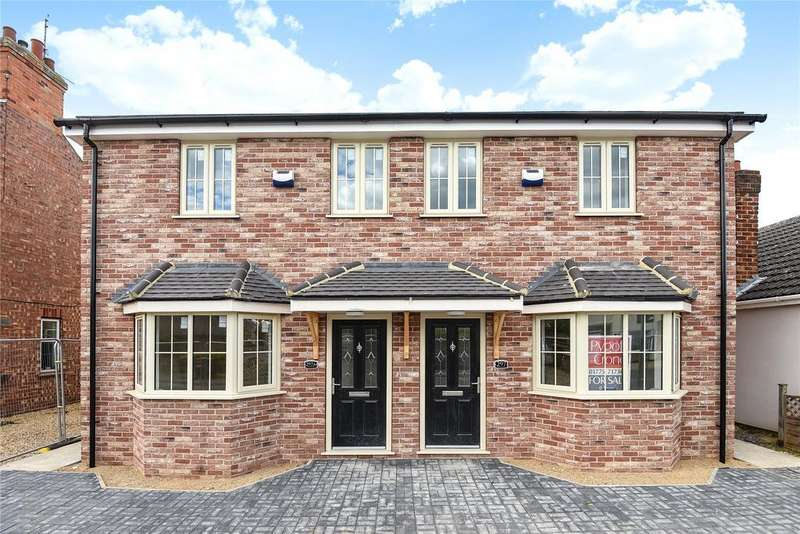3 Bedrooms Semi Detached House for sale in Pennygate, Spalding, PE11