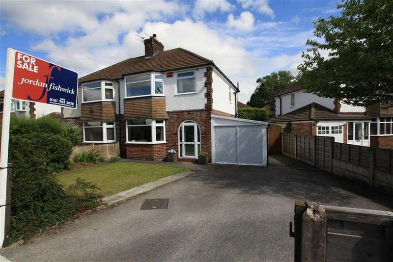 3 Bedrooms Semi Detached House for sale in Arcadia Avenue, Sale