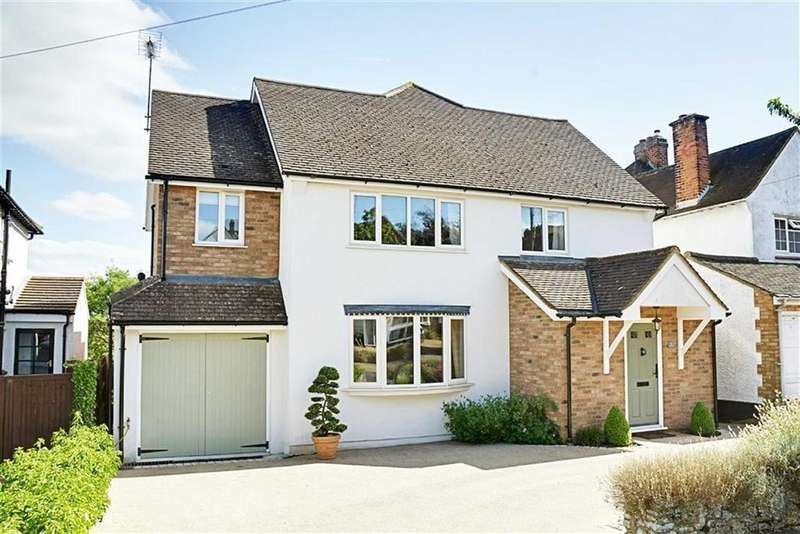 5 Bedrooms Detached House for sale in Fordwich Rise, Hertford, SG14