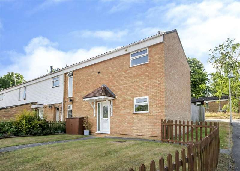 3 Bedrooms End Of Terrace House for sale in Donnybrook, Bracknell, Berkshire, RG12
