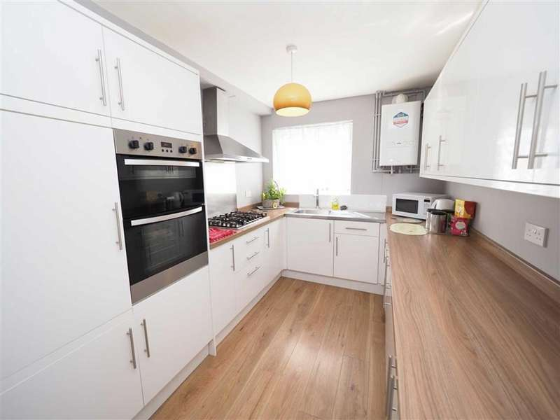 3 Bedrooms Terraced House for sale in Chestnut Rise, Plumstead, London, SE18