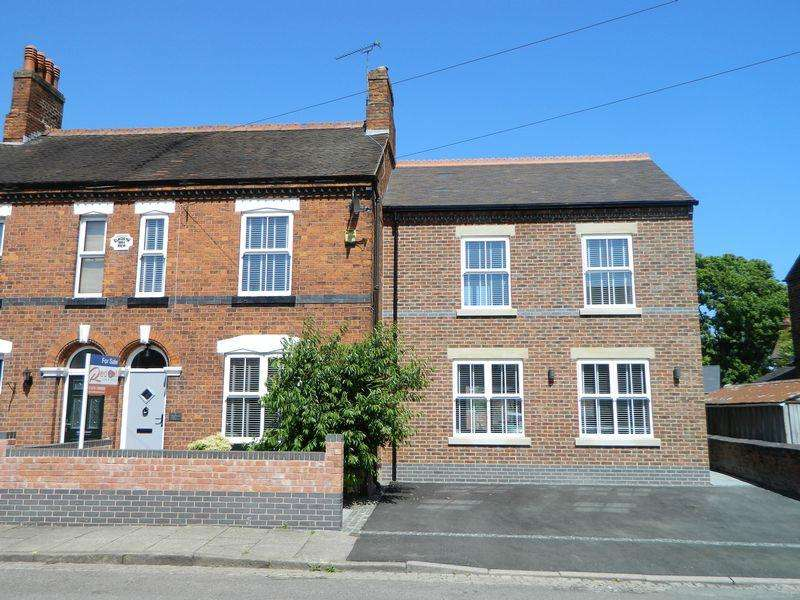 4 Bedrooms Semi Detached House for sale in Eva Street, Sandbach