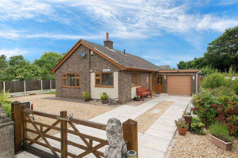 2 Bedrooms Bungalow for sale in Willingham Road, East Barkwith