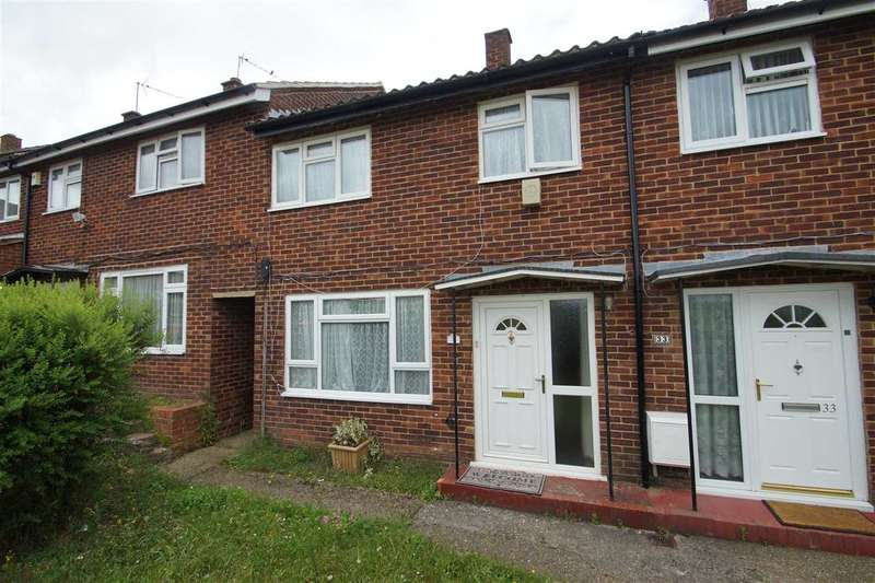 3 Bedrooms Terraced House for sale in Fairview Road, Slough