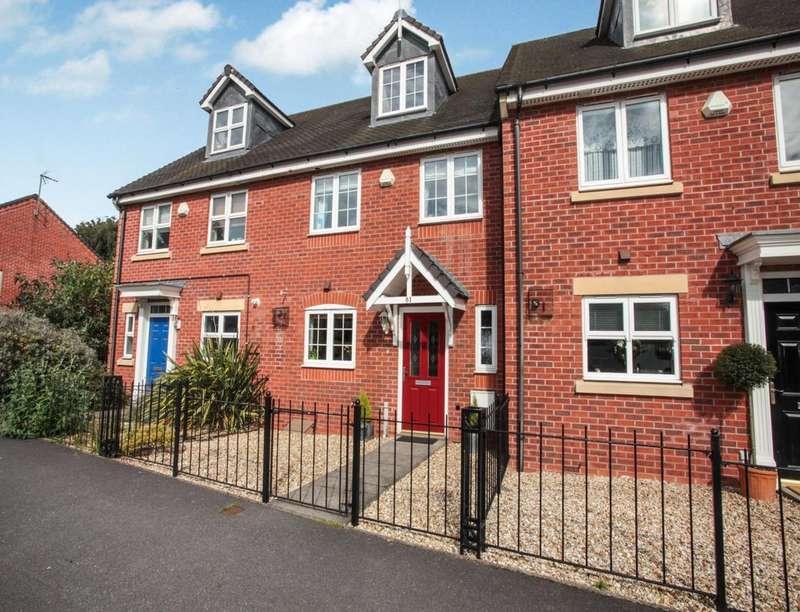 4 Bedrooms Property for sale in Lutterworth Road, Burbage, Hinckley, LE10