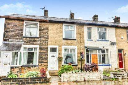 2 Bedrooms Terraced House for sale in Somerset Place, Nelson, Lancashire, BB9