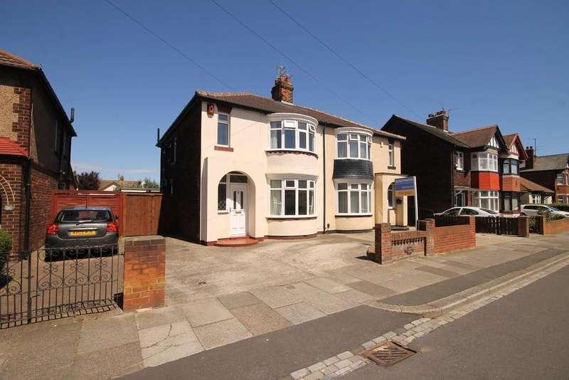2 Bedrooms Semi Detached House for sale in Westbrooke Avenue, Brooke Estate, Hartlepool