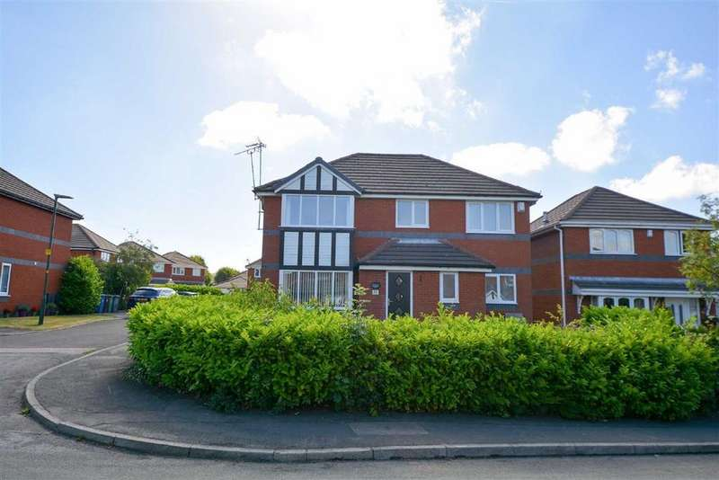 6 Bedrooms Detached House for sale in Spelding Drive, Standish Lower Ground, Wigan, WN6