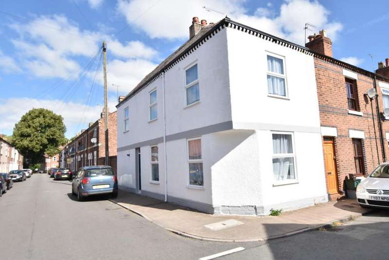 3 Bedrooms End Of Terrace House for sale in Tomkinson Street, Hoole