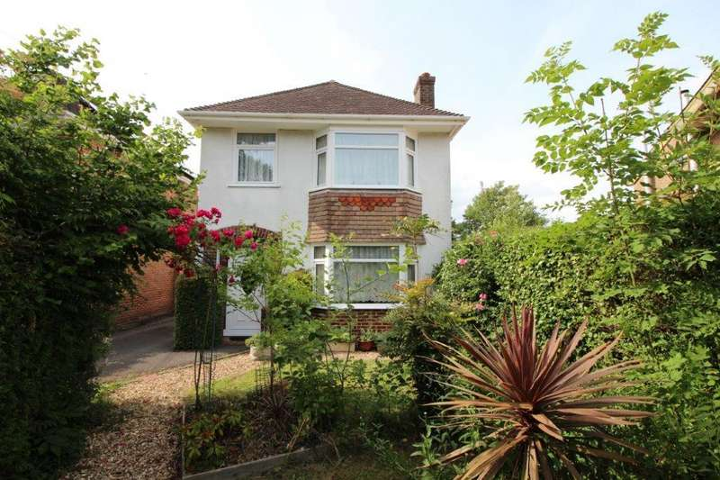 3 Bedrooms Detached House for sale in Lower Northam Road, Hedge end SO30