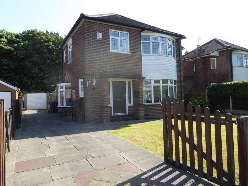 3 Bedrooms Detached House for sale in Sandacre Road, Baguley